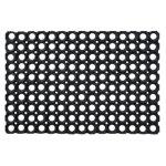 Floortex Bodenmatte 4101522OCBK Schwarz 150 cm