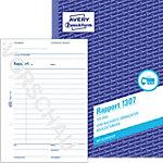 AVERY Zweckform Rapport 1307 A5 Perforiert 100 Blatt