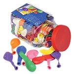 PAPSTAR Luftballons Farbig sortiert 100 Stück