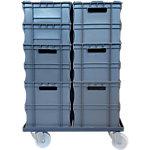 Viso Container Trolley E8888 42 x 62 x 16 cm