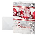 Sigel Weihnachtskarte Wintergefühl A6 220 g