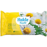 Hakle Feuchtes Toilettenpapier Kamille & Aloe Vera 1 lagig 42 Blatt