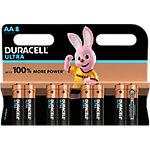 Duracell Batterie Ultra Power AA 8 Stück