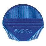 ALCO Eckenklammern Blau 100 Stück