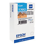 Epson T7012 Original Tintenpatrone C13T70124010 Cyan