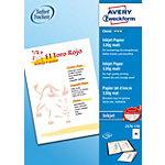 AVERY Zweckform Inkjet Fotopapier 2576 150 Weiß DIN A4 120 g