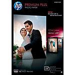 HP Fotopapier Premium Plus 10 x 15 cm 300 g