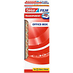 tesafilm Klebefilm 57405 Office Box 19 mm x 33 m Transparent 8 Rollen
