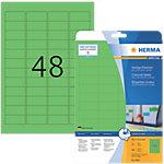 HERMA Etiketten Grün 960 Stück