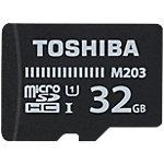 Toshiba Micro SD Speicherkarte M203 32 GB