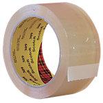 Scotch Verpackungsklebeband 38 mm x 66 m Transparent 6 Rollen