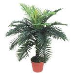 Künstliche Pflanze Farn Grün 950 mm