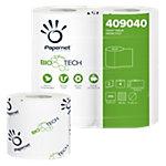 Papernet Toilettenpapier Bio Tech 409040 2 lagig 4 Rollen à 250 Blatt