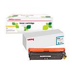 Office Depot Kompatibel HP 307A Tonerkartusche CE741A Cyan