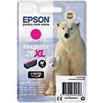 Epson 26XL Original Tintenpatrone C13T26334012 Magenta