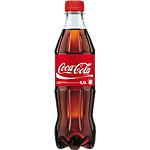 Coca Cola Limonade 12 Flaschen à 500 ml EINWEG