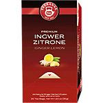 TEEKANNE Ingwer, Zitrone Tee 20 Stück à 1.75 g