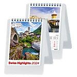 Biella Pultkalender 2019 Cylart Swiss Places