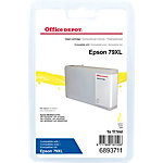 Kompatible Office Depot Epson 79XL Tintenpatrone Gelb