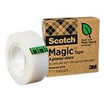 Scotch Magic A Greener Choice Klebeband Unsichtbar Matt 19 mm x 30 m
