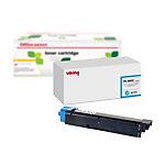 Kompatible Office Depot Kyocera TK 590C Tonerkartusche Cyan