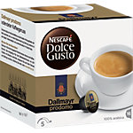Nescafé Kaffeekapseln Dolce Gusto Dallmayr prodomo 16 Stück à 7 g