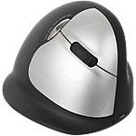 R Go Tools Ergonomische Maus R Go HE Mouse, Ergonomische Maus, Groß (über 185mm), rechtshändig, drahtlose