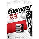 Energizer Knopfzelle 4LR44 A544 2 Stück