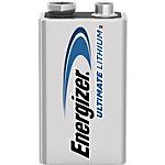 Energizer Lithium Batterien 633287 9V