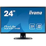 iiyama 23,6 Zoll LCD Monitor LED Hintergrundbeleuchtung X2481HS B1