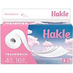 Hakle Toilettenpapier Traumweich 4 lagig 16 Rollen à 130 Blatt