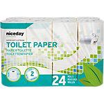 Highmark Toilettenpapier Standard 2 lagig 24 Stück à 200 Blatt