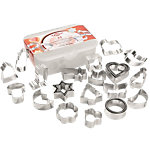 Pr Pk25 Cookie Cutters
