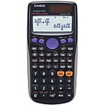 Casio Wissenschaftlicher Taschenrechner FX 85ES Schwarz
