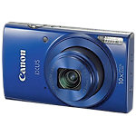 Canon Digitalkamera IXUS 190 Blau 20 Megapixel