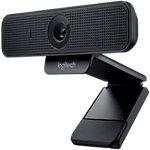 Logitech Webcam C925e Schwarz