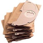 Kärcher Staubsaugerbeutel Braun 5 Stück