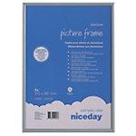 Niceday Bilderrahmen Picture Frame A4 Grau 2 Stück
