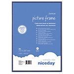 Niceday Bilderrahmen A4 Blau 297 x 210 mm 2 Stück