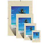 Niceday Clip Bilderrahmen Clip Frame DIN A2 Transparent 2 Stück