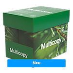 MultiCopy Multifunktionspapier A4 80 g