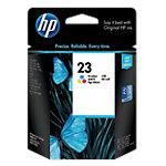 HP 23 Original Tintenpatrone C1823D 3 Farbig 1