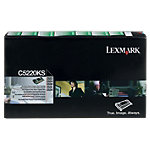 Lexmark C5220KS Original Tonerkartusche Schwarz