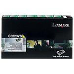 Lexmark C5220YS Original Tonerkartusche Gelb