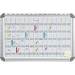 Franken Jahresplaner EuroLine® 5000 Mehrfarbig 91 x 60 cm