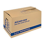 tidyPac Cargo Bücher Box Umzugskartons Braun 30 x 58 x 34 cm 5 Stück