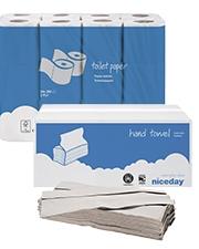 Ab CHF 7.95 Toilettenpapier & Falthandtücher