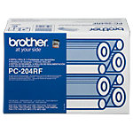 Brother Original Schwarz Farbband PC204RF