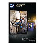 HP Inkjet Fotopapier Advanced 10 x 15 cm 250 g