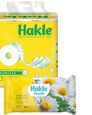 Ab CHF2.35 Hakle Toilettenpapier